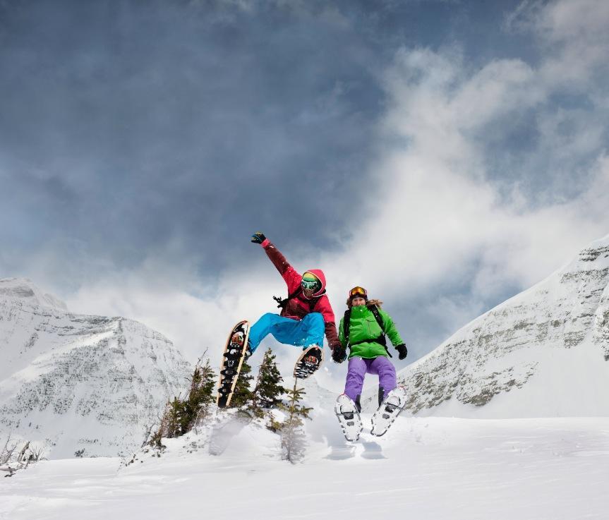 Misery-Mountain-snowshoeing-Photo-MiseryMountainSkiArea