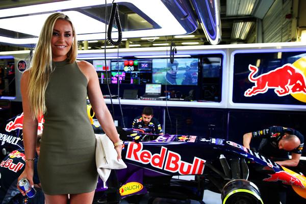 Lindsey+Vonn+F1+Grand+Prix+Great+Britain+el51JUyW1ntl