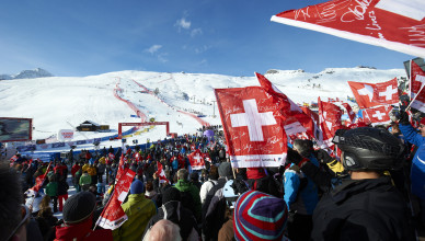 AUDI FIS ALPINE SKI WORLD CUP 2011/12 St. Moritz (SUI).2nd LADIES SUPER COMBINED - SUPER G.SUN 29 JAN 2012.OFFICIAL RESULTS:.1 20 206001 HOEFLRIESCH Maria 1984 GER Head.2 16 537544 VONN Lindsey 1984 USA Head.3 22 55690 HOSP Nicole 1983 AUT