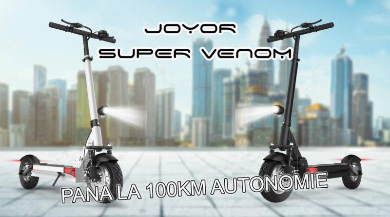 trotineta electrica Joyor Super Venom Y8S
