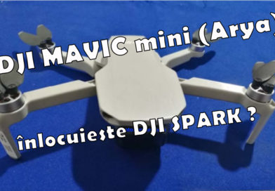Apar zvonuri ca DJI lanseaza Mavic Mini sub numele Arya