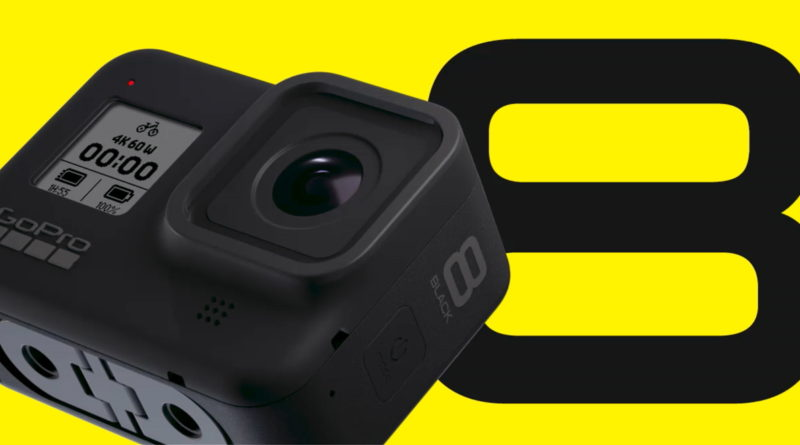 GoPro Hero 8 Black ar putea schimba perspectiva video