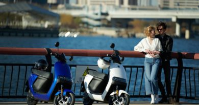 SEGWAY-NINEBOT intra pe piata scuterelor electrice