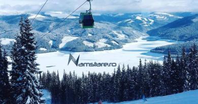 ski resort transalpina namstare