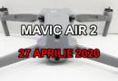 Mavic Air 2 – marea lansare pe 27 aprilie?