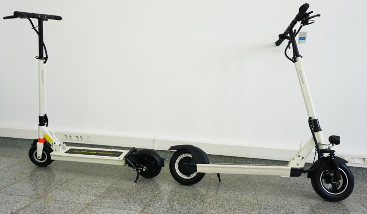 Dublu test – Trotinetele electrice Joyor Allegria (F5S) si