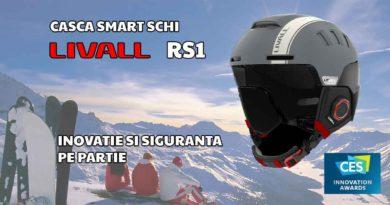casca smart livall rs1