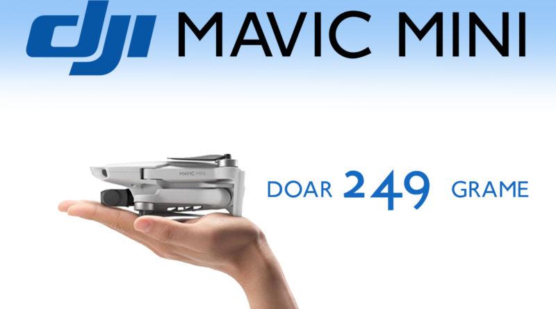 DJI MAvic mini