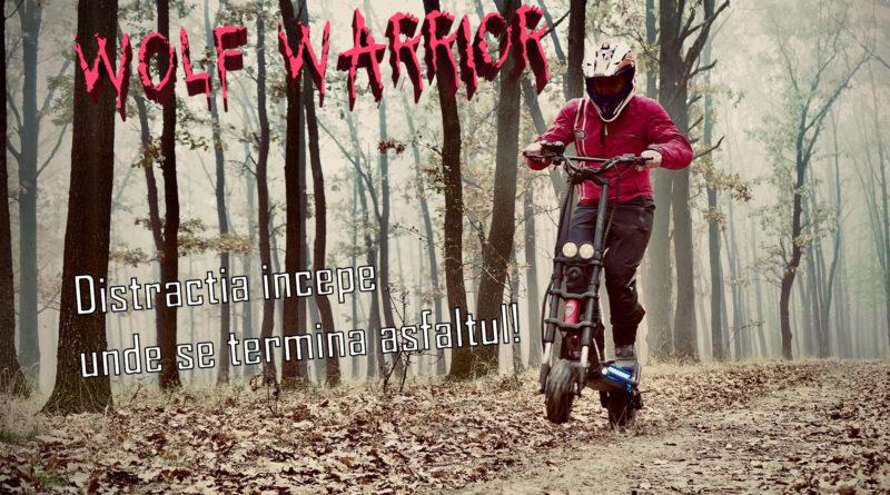 kaabo wolf warrior
