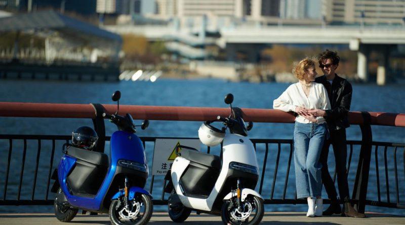 segway intra pe piata scuterelor electrice