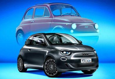 Fiat 500e – prima masina electrica Fiat
