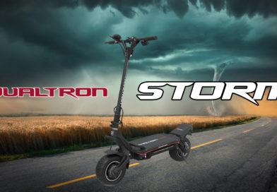 Dualtron Storm – un monstru pe doua roti