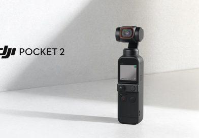 DJI Pocket 2 – instrumentul ideal dezvoltat pentru vloggeri