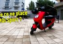 Scuterul electric NIU MQi Sport – ideal pentru naveta zilnica