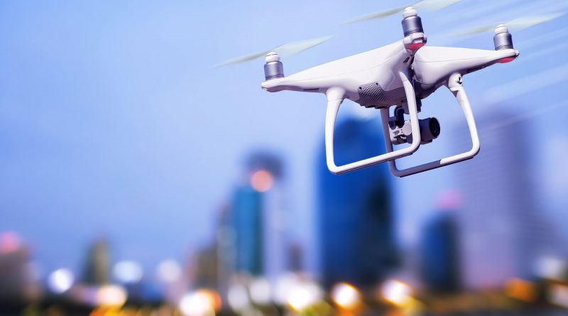 cum zbori legal cu drona