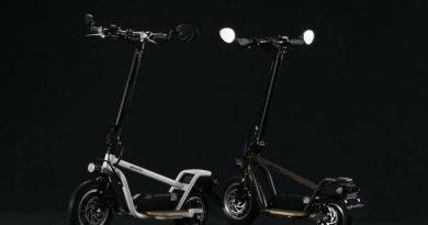 LOM X scooter
