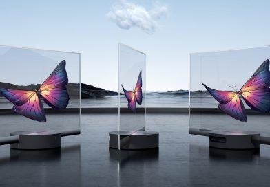 Xiaomi lanseaza televizorul transparent – Mi TV LUX