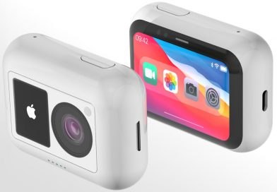 Camera de actiune Apple AirCam ar putea insemna sfarsitul GoPro