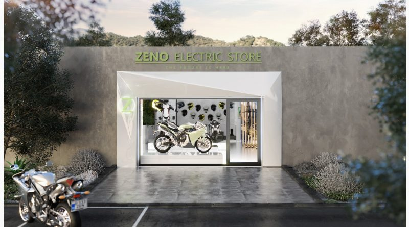 Zeno Electric Store – primul concept store dedicat vehiculelor electrice din Romania