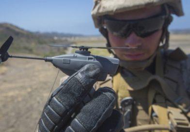 ",,Black Hornet"": drona folosita de National Security Guard"