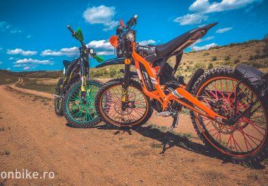 Sur-Ron LBX intre enduro si downhill. Bicicleta cu steroizi sau motocicleta electrica?