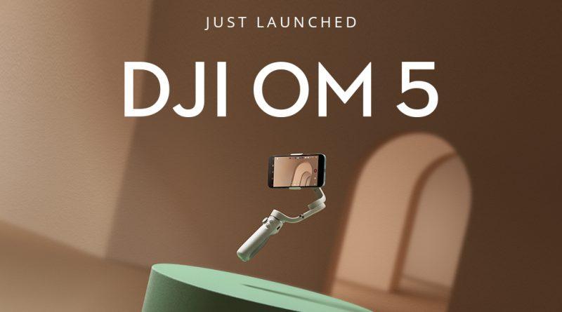 DJI a lansat stabilizatorul DJI OM 5