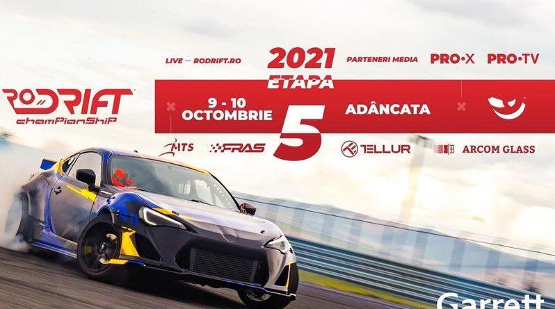 In weekend se decid castigatorii Campionatului National de Drift 2021